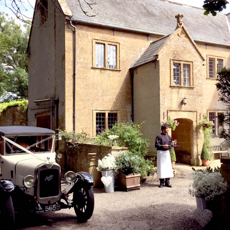 A great location to have a wedding ceremony in Somerset